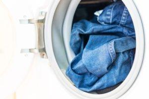 Jeansjacke waschen