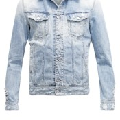 Replay Jeansjacke lightblue denim